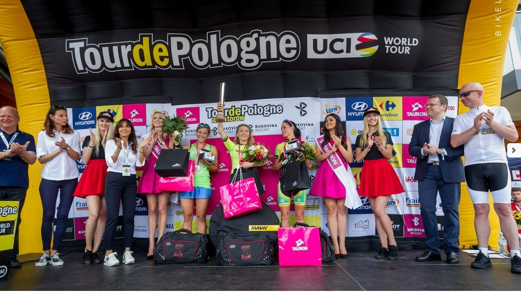 Marta Balcerzak zwyciężczynią Tour de Pologne Amatorów !!!