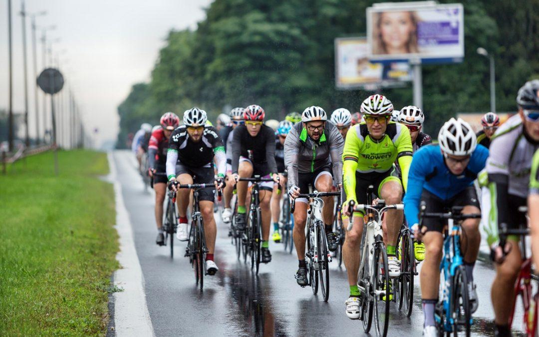 Skoda Poznań Bike Challenge 2017 – też startowaliśmy