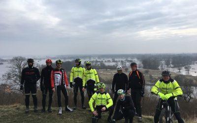 Działo się – rower, wyścig Elite – Race 2018, biegówki i kąpiele w górskim potoku :)