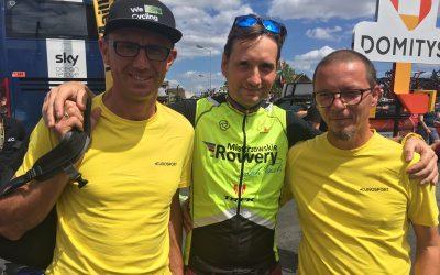 Tour de France, Międzyzdroje, Miedwie, i duużo dobrych treningów – tak nam minął kolejny wyjątkowy tydzień ;)