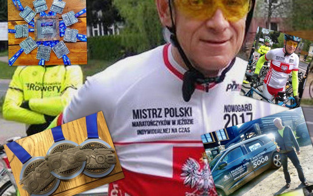 Ultramaratończyk  Jerzy Pikuła – człowiek z żelaza !!!