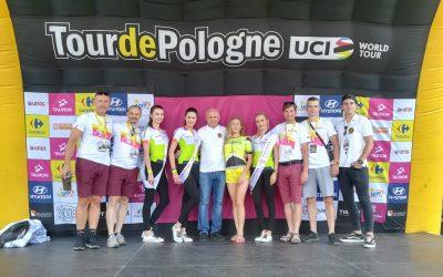 Tour de Pologne, Tor Poznań, MTB Bledzew, TRI Ośno Lubuskie, szosowy maraton rowerowy w Lubomierzu  – Mistrzowskie Rowery nie próżnują