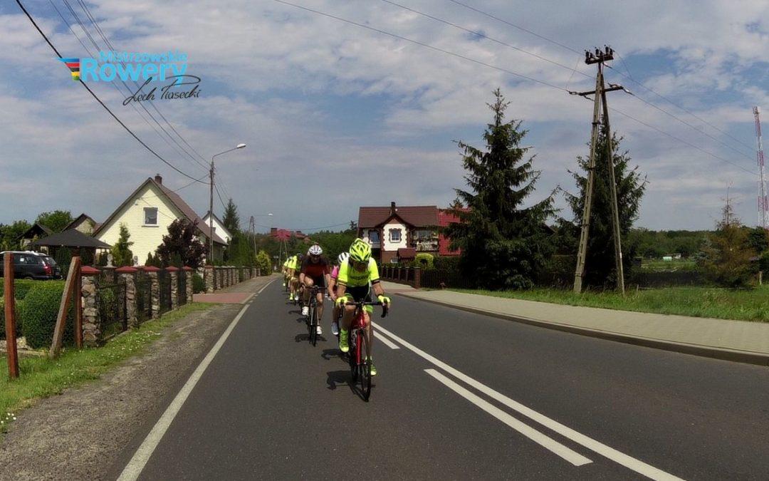 W świąteczny dzień 110 km pętla przez Danków i Pełczyce :)